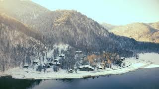 Зима 2020 в Altay Village Teletskoe