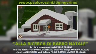 """""""ALLA RICERCA DI BABBO NATALE"""", App GRATIS per iOS e Android."""