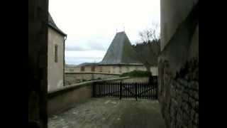 Чехия, замок Карлштейн (построен Карлом IV)(В этом видео показаны фрагменты экстерьера замка Карлштейн в Чехии, который построил знаменитый Карл IV..., 2013-02-25T11:09:01.000Z)