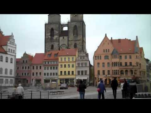 Above & Beyond Travel: Wittenberg, Berlin, Germany