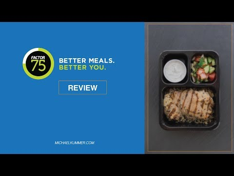 Factor Meal Delivery Service Review [Paleo/Keto]