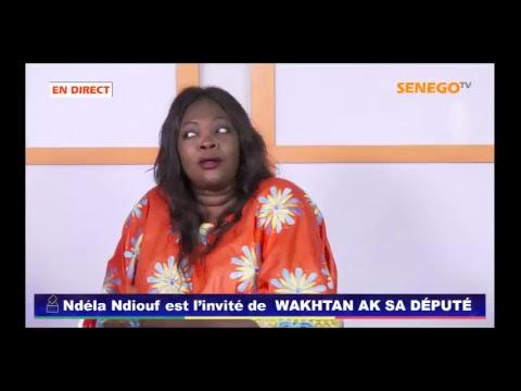 Waxtane  Ak Sa Député avec Ndela Madior Diouf
