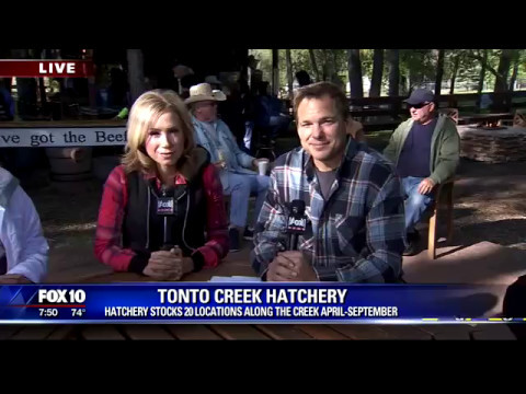 Tonto Creek Hatchery