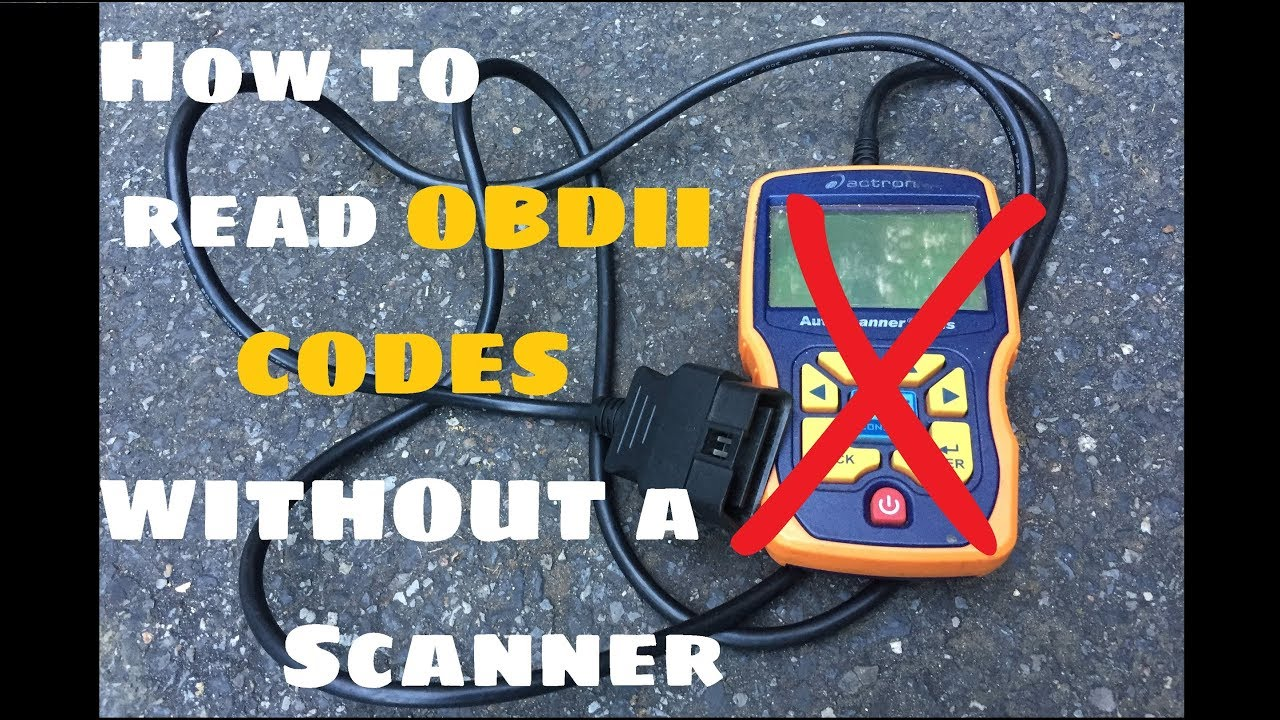 Read your Jeep OBDII CODES without a code reader/scanner