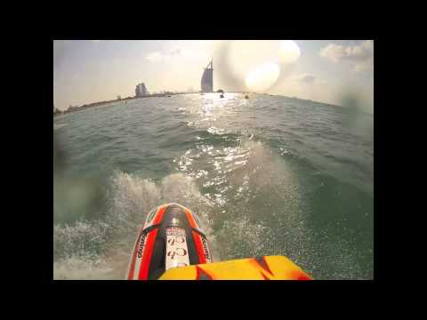 Onboard with Kevin Reiterer UAE Championship Pro Ski GP