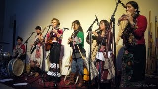 WARMI GRUPO ~ Excerpts from London concert.