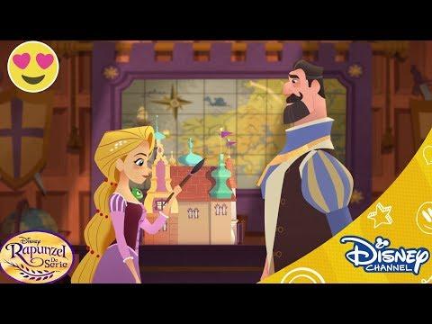 Rapunzel: De serie   Een schildersblok   Disney Channel NL