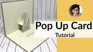 How to Make a Pop Up Greeting Card That's Extra Special