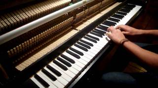 OneRepublic - Marching On Piano (Cover) HD