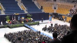 Linda's Graduation at UC Berkeley 2014!!