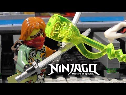 LEGO Ninjago - War of the Titans - EPISODE 3: Cave Chaos Part 1