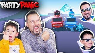 PARTY PANIC GİZLİ MİNİ OYUN BULDUK! | EGEMEN KAAN İLE PARTY PANIC OYNUYORUZ!