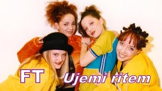 Foxy Teens - Ujemi ritem (Official Video)