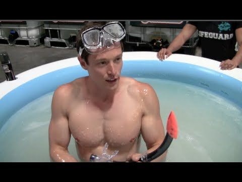 Swimming in $67,000 of Lube! from YouTube · Duration:  3 minutes 17 seconds