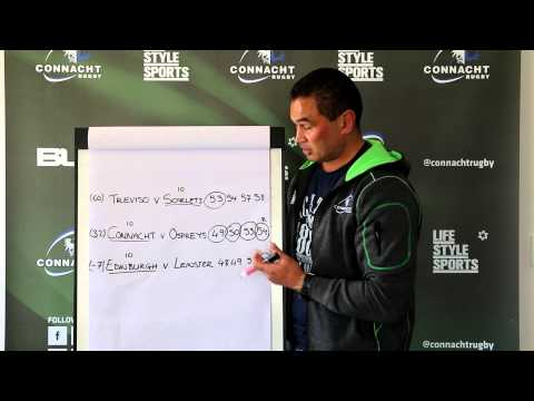 Pat Lam Explains why this is #TheBigDecider