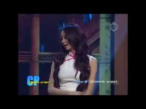 Nadine merciana in Comedy Project Trans TV Mp3