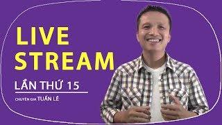 Live stream trả lời câu hỏi fan Youtube 15