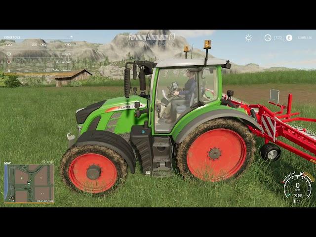LS19 gamescom gameplay footage