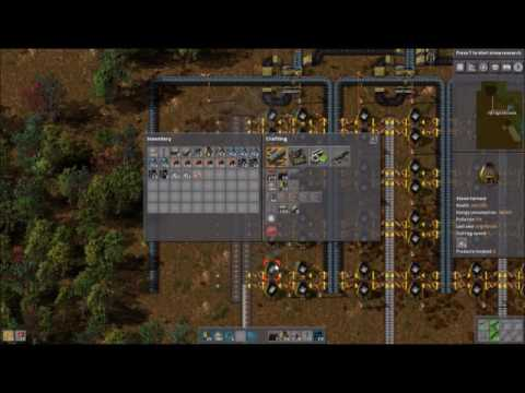 lets play episode 4 : Iron and steel furnace array
