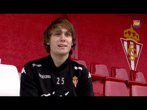 "Alen Halilovic: ""I'm looking forward to facing my Barça friends"""