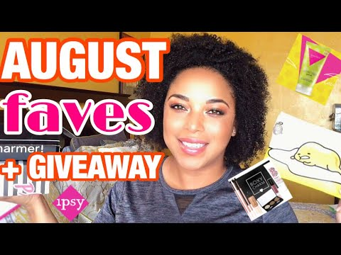 august-favorites-2017-makeup-giveaway-|-natural-hair-skincare-hygiene-makeup-|-melissaq