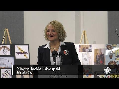 Mayor Jackie Biskupski's 2018 State of the City Address