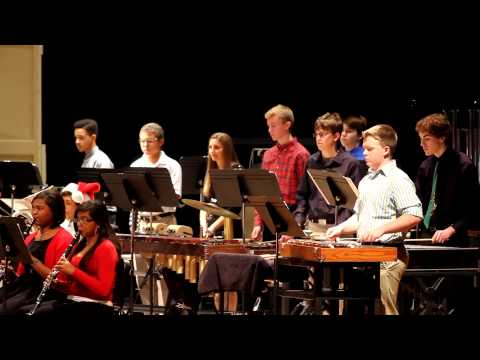 A Charlie Brown Christmas by Cy-Creek H.S. Concert Band I