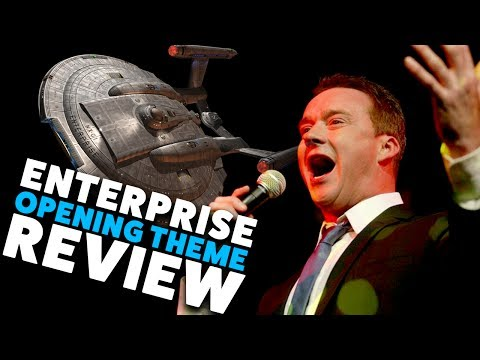 Star Trek: Enterprise Opening Theme Review