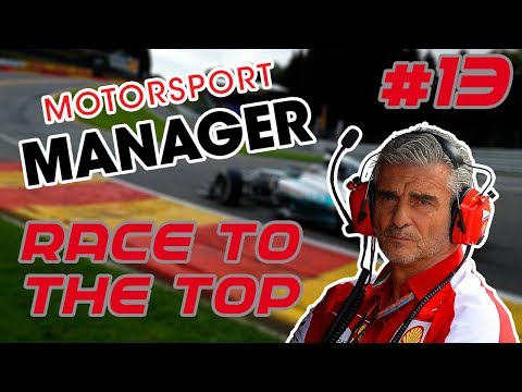 Race to the Top MM Career | Motorsport Manager | Part 13 | LOSING HOPE