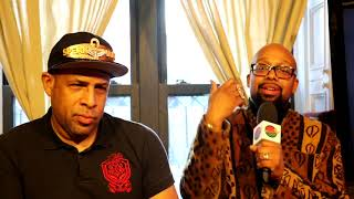 Dr. Reggie Vs. Brother Jabari Black Panther Movie