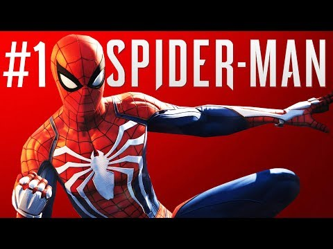Zagrajmy w Spider-Man 2018 PL #1 - GRA MARZENIE! - PS4 PRO - Polski Gameplay