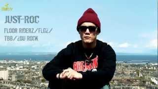 Just-Roc | Living the Break Life