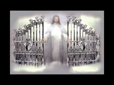 Jesus At The Gates Of Heaven