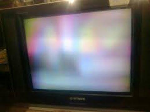 Tv Con Imagen Borrosa