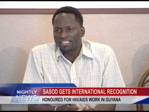 SASOD GETS INTERNATIONAL RECOGNITION