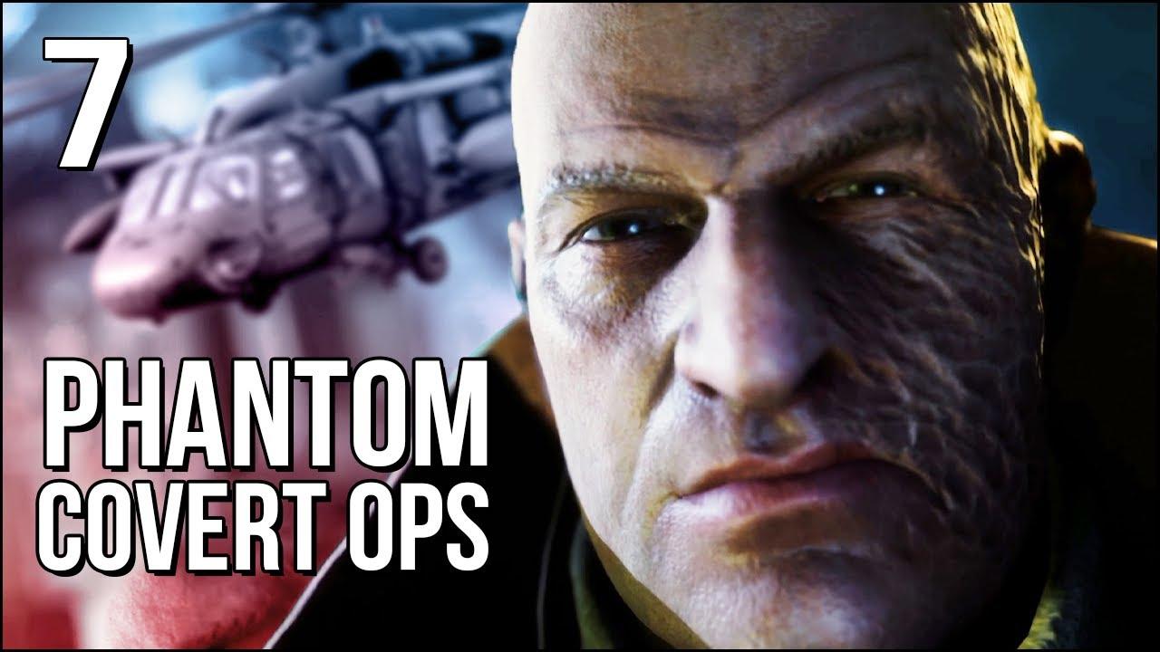 Phantom: Covert Ops | Ending | The Final Showdown (+ After Credits Plot Twist!!)