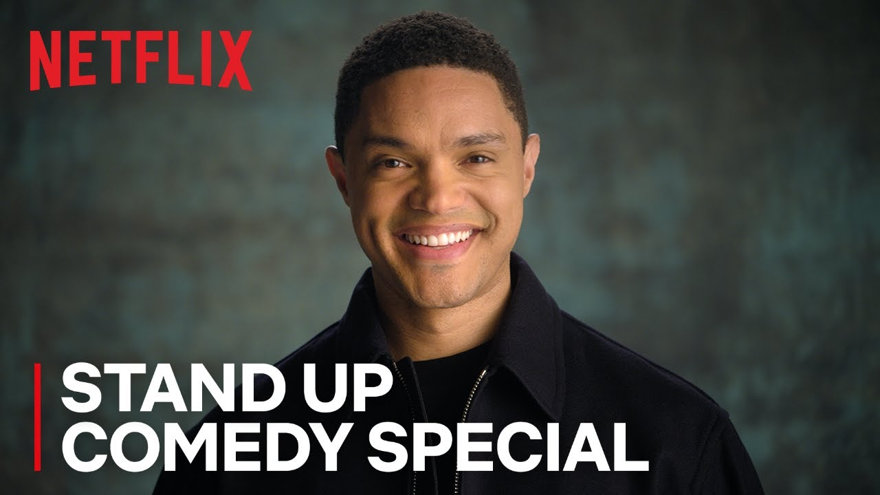 Download Trevor Noah: Son of Patricia | Stand-up Special Promo [HD] | Netflix
