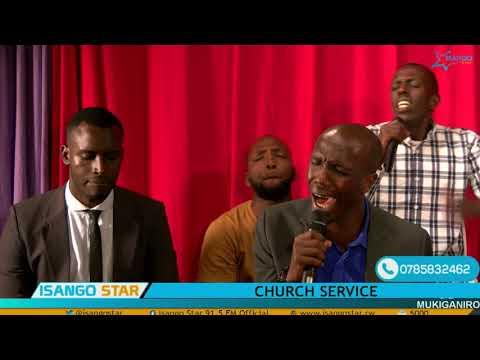 GISUBIZO MINISTRIES CHOIR # CHURCH SERVICE SHOW