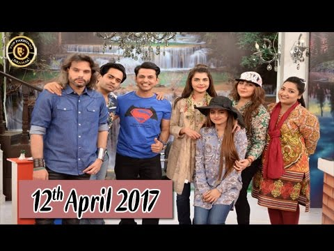 Good Morning Pakistan - 12th April 2017 - Top Pakistani show