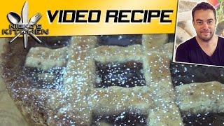 How To Make Linzer Torte - Video Recipe