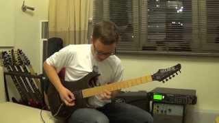 Студент Влад Станкевич (Guitar-Science.Ru - уроки игры на электрогитаре)