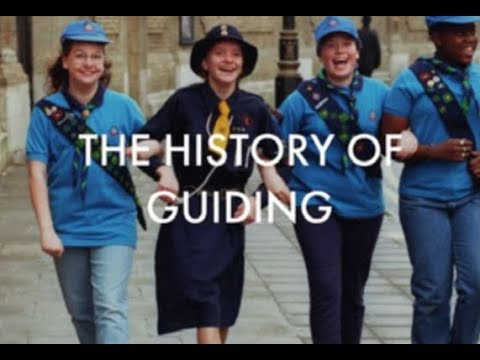 The History Of Guiding