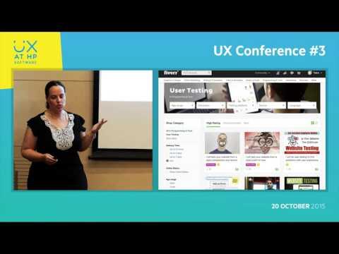 UX research: The golden age (Tali Rosen Shoham, UX researcher - Google)
