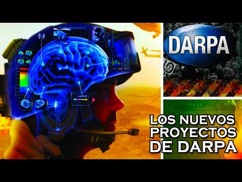Los nuevos proyectos de DARPA que cambiarán el mundo | VM Granmisterio