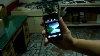 wireless av sender for itouch