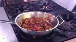 Lamb Madras By House Of Spice Chef Prakesh - Sultan Gardens Sharm El-sheikh