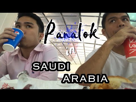 Panalok in Saudi Arabia #2 | Chris Lloyd