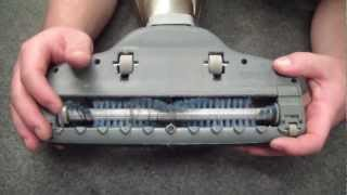 How to Clean Electrolux ZB2901 Ergo Rapido Brush Roller