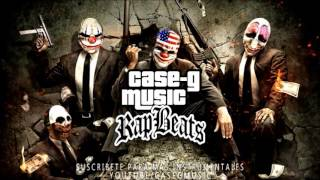 RAP BEAT - CRIMINALS - UNDERGROUND GANGSTA - HIP HOP INSTRUMENTAL
