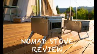 Winnerwell Nomad Wood Burning Tent Stove Review